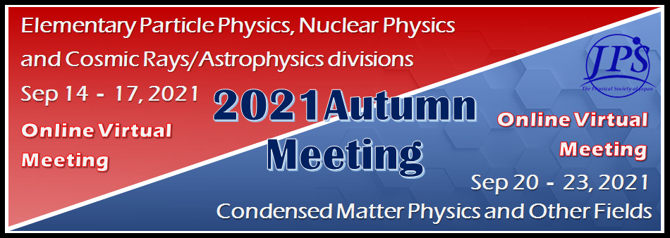 2021 Autumn Meeting