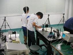 実験の様子2